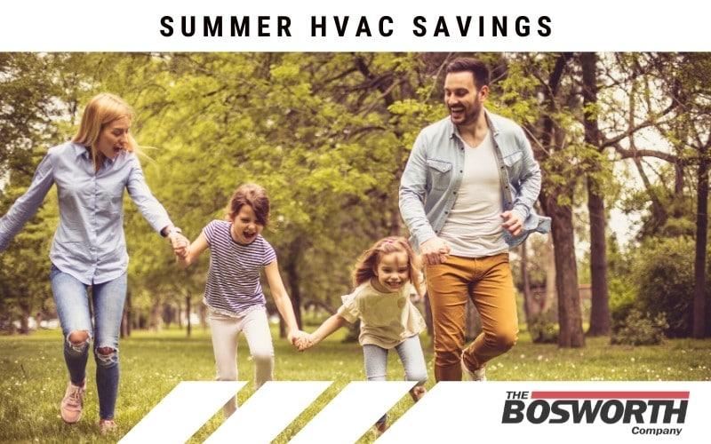 Summer HVAC Savings