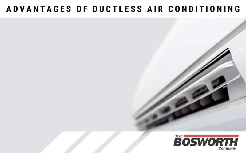 Advantages of Ductless Air Conditioning