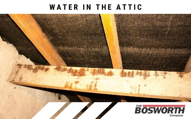 Water in The Attic