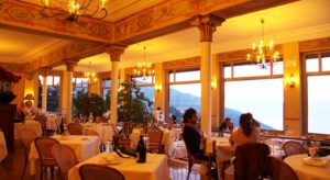 corsica_hotel les roches rouges dining