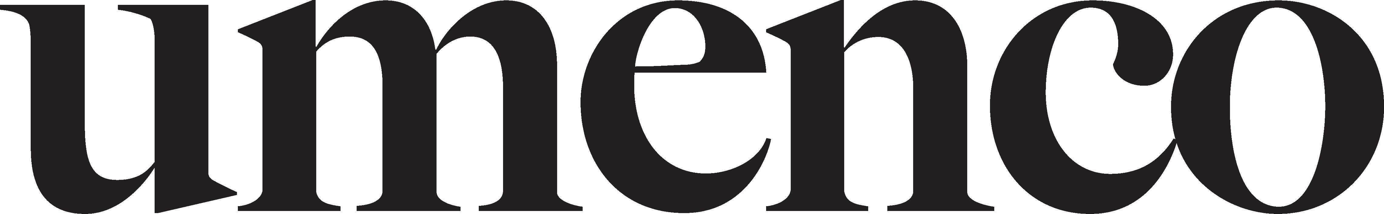 UMENCO logo black