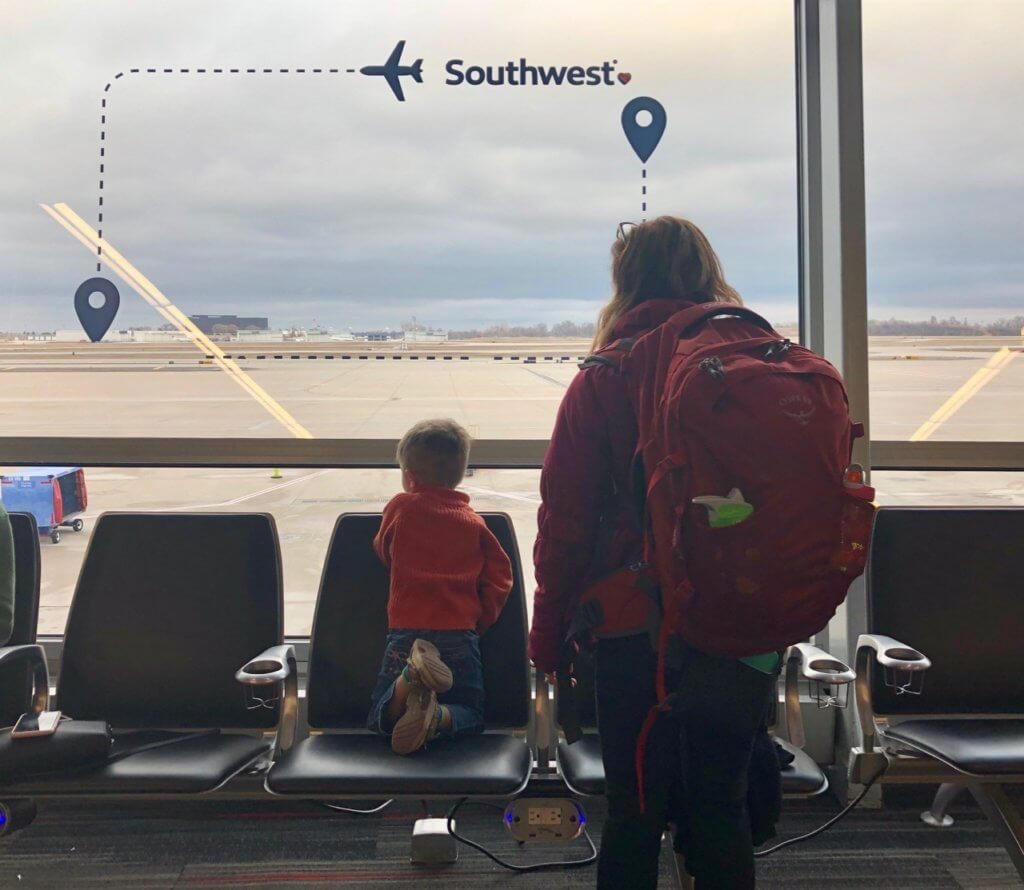Best Travel hack that changed our lives - southwest companion pass