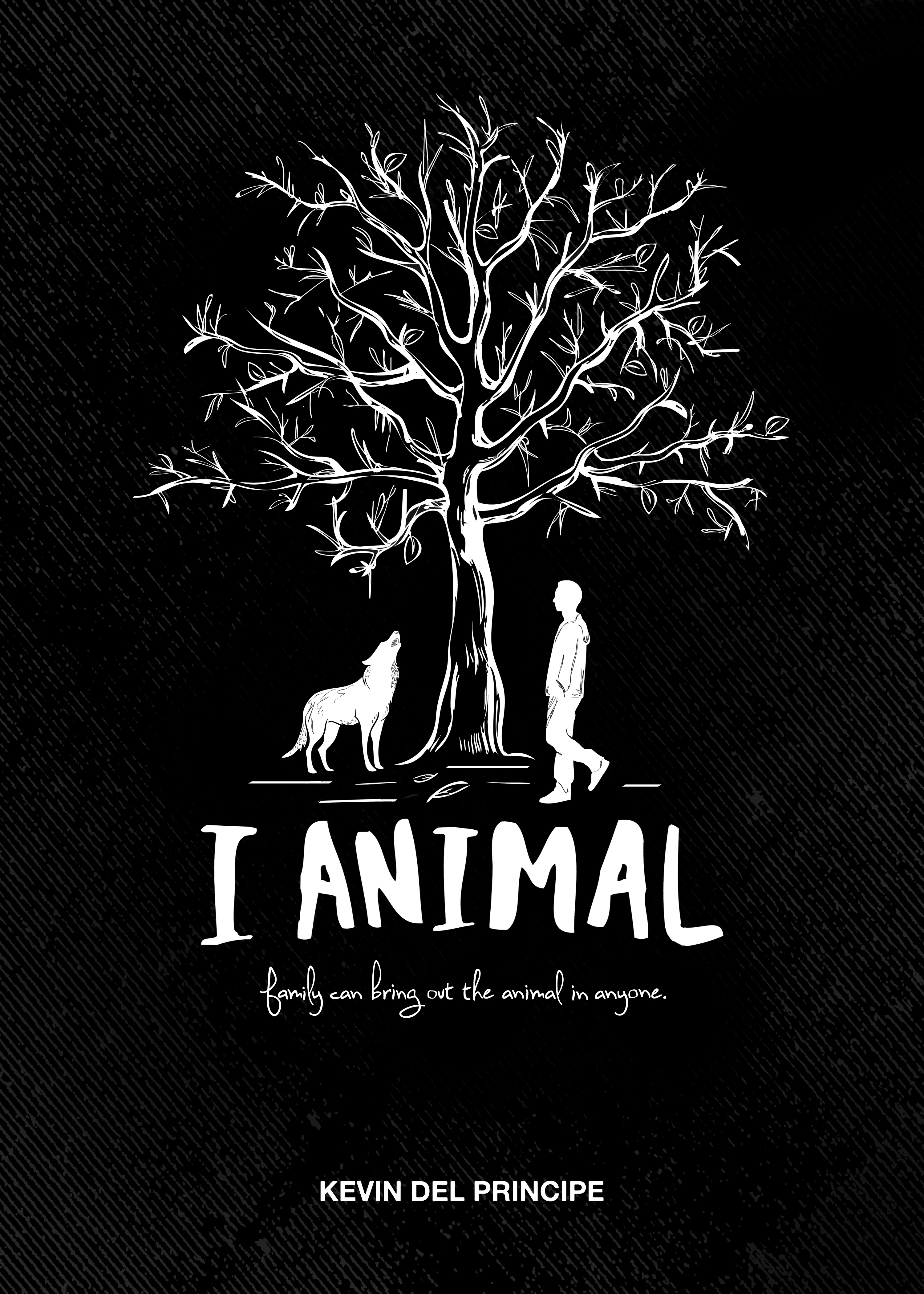 Book Cover: I Animal