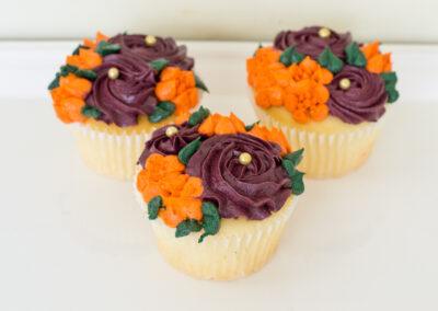 Vanilla Bouquet Cupcake