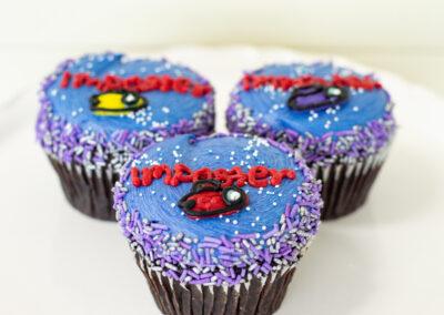"""Imposter"" Chocolate Cupcake"