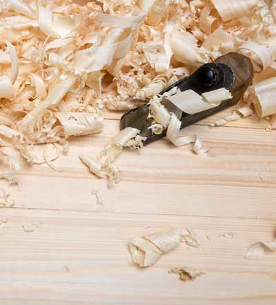 White Pine Shavingss
