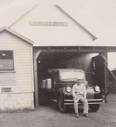 Harold E Smith II