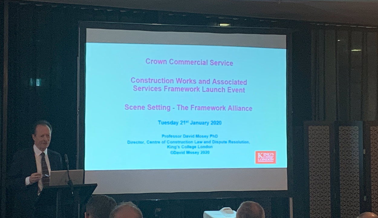 Latest insights from our Co-Managing Partner Roxana Vornicu on the most valuable framework for construction works