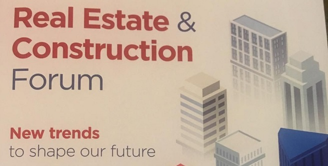 Participating at the Romanian top Real Estate & Construction Forum