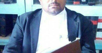 ایڈوکیٹ محمد عارف شیخ  کھام گاؤں بار ایسوسی ایشن کے نائب صدر منتخب