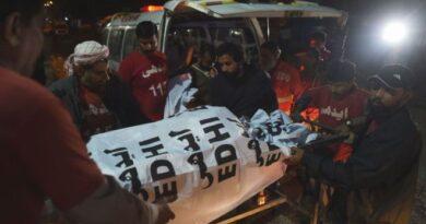 کراچی کے علاقے کیماڑی میں زہریلی گیس پھیلنے سے سات افراد ہلاک، 100 سے زیادہ متاثر