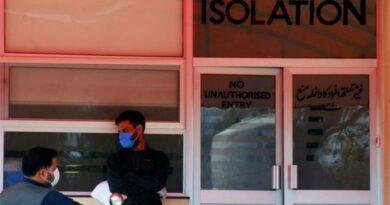 کراچی کے ہسپتال میں کورونا کی تشخیص کی سہولت عارضی طور پر بند