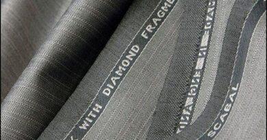 خردبینی ہیروں والا مہنگا ترین کپڑا، قیمت 125,000 روپے فی میٹر!