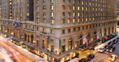 نیویارک کا روزویلٹ ہوٹل اور پاکستانی حکمران