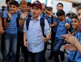 ' جنگ اور مشکلات' کی روداد سنانے والا 11 سالہ فلسطینی ریپر