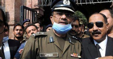 سی سی پی او لاہور نے 'لفظی تکرار' کے بعد سی آئی اے ایس پی کی گرفتاری کے احکامات جاری کردیے