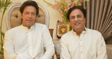عمران خان کے وکیل نعیم بخاری پی ٹی وی چیئرمین مقرر