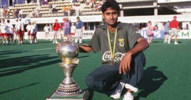 شہباز احمد جن کے ساتھ پاکستانی ہاکی کا عروج بھی رخصت ہو گیا