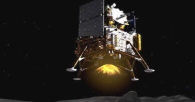 چین کا چینگ فائیو مشن کامیابی سے چاند کی سطح پر اتر گیا