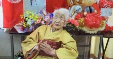 عمر 118 برس: دنیا کی سب سے عمررسیدہ فرد اولمپک مشعل تھامیں گی