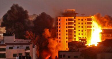 اسرائیلی فضائیہ کے غزہ پر مزید حملے، 10 بچوں سمیت جاں بحق فلسطینیوں کی تعداد 35 ہوگئی