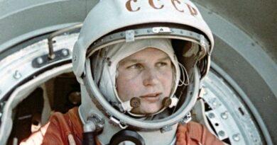ویلینٹینا تیریشکووا: 'ستاروں کی سنڈریلا' کا فیکٹری ورکر سے پہلی خلا نورد خاتون بننے تک کا سفر