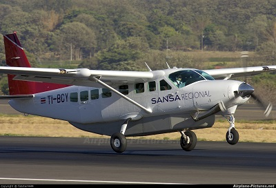 Sansa Flight Tulemar