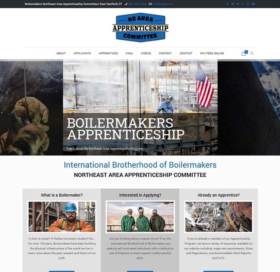 NEAAC-Website