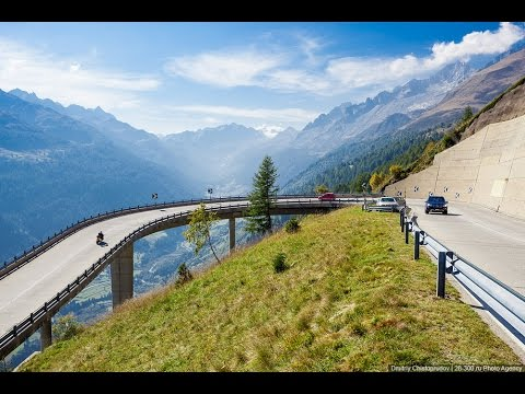 Gotthard Pass 1