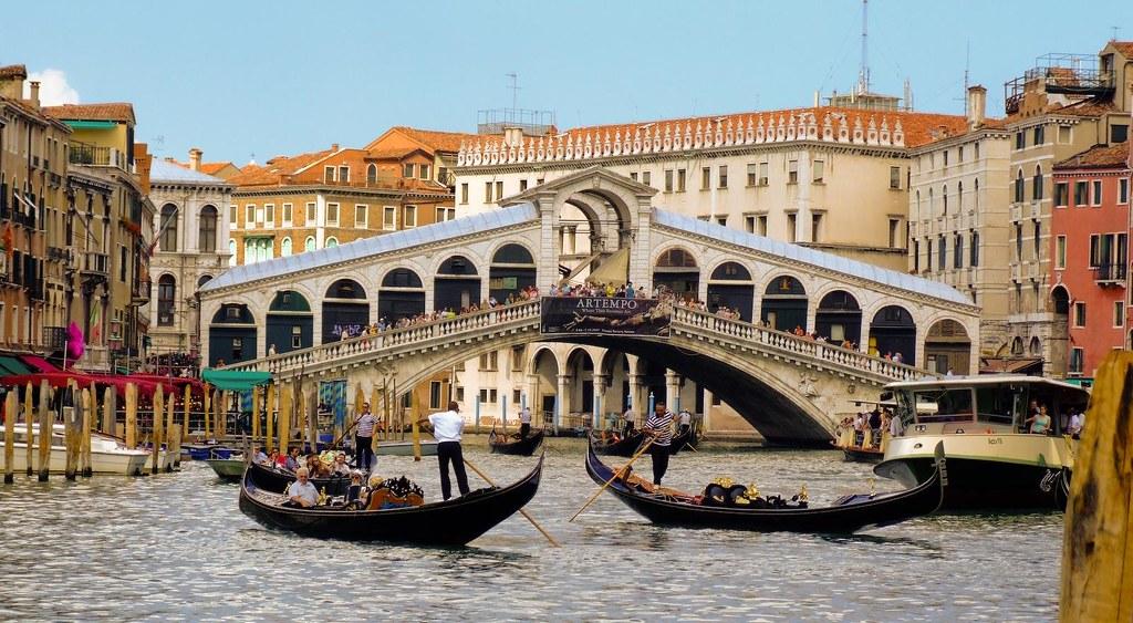 Rialton Bridge, Venice 2