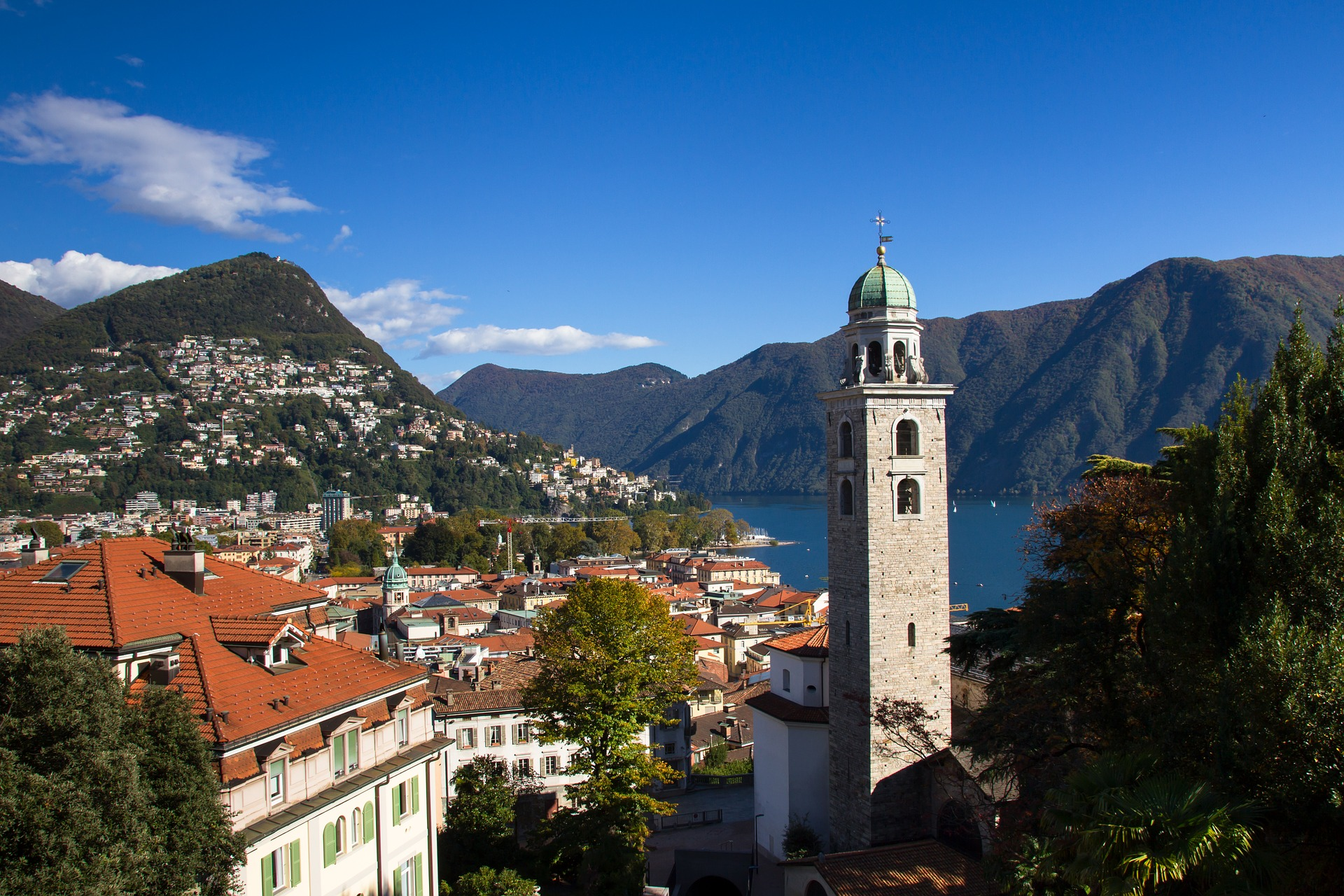 San Lorenzo Cathedral, Lugano