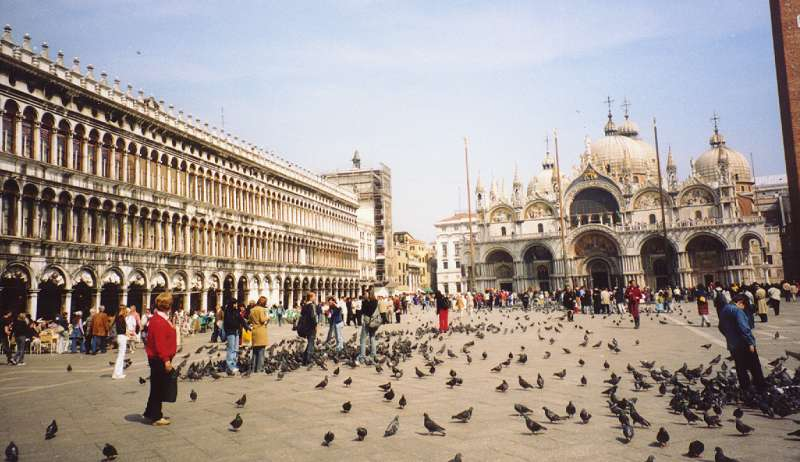 St.Marks Square, Venice