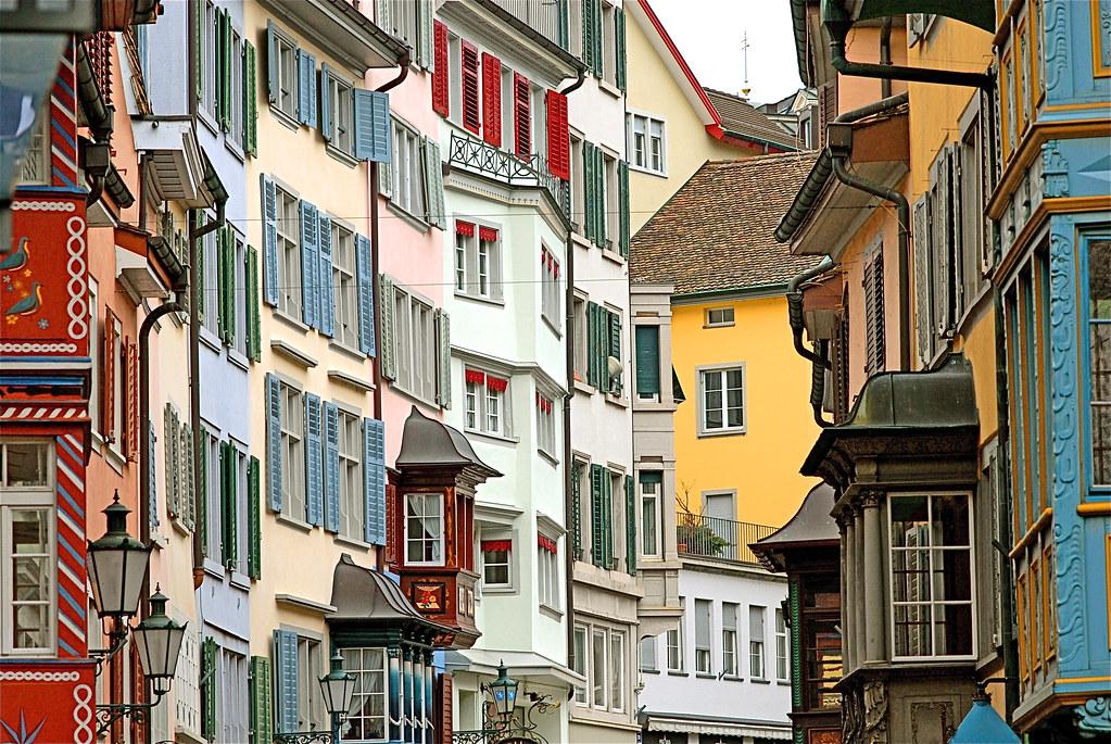 Zurich Old Town 2