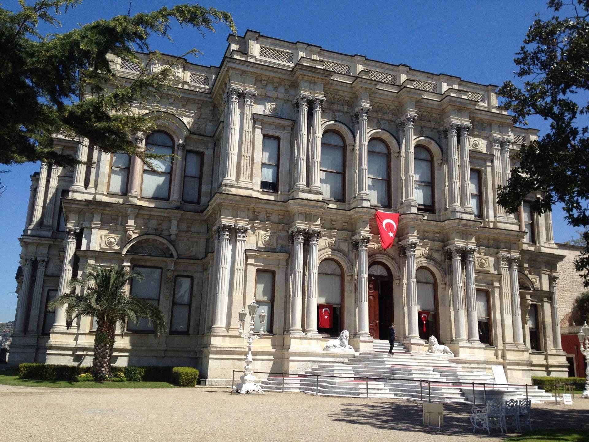 Beylerbeyi Palace