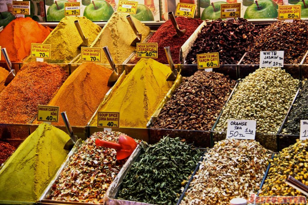 Galata Spce Bazaar 1