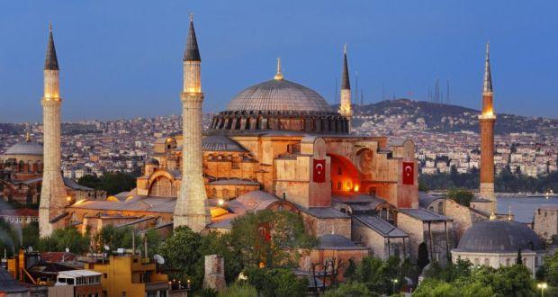 Hagia Sophia Mosque 1