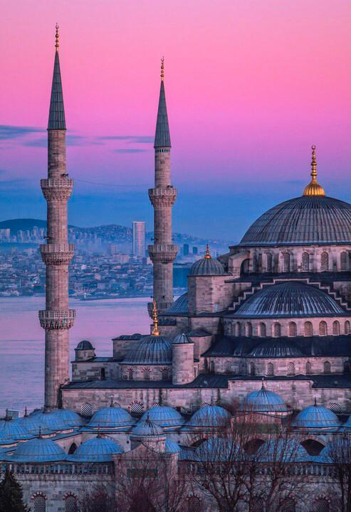 The Blue Mosque 2