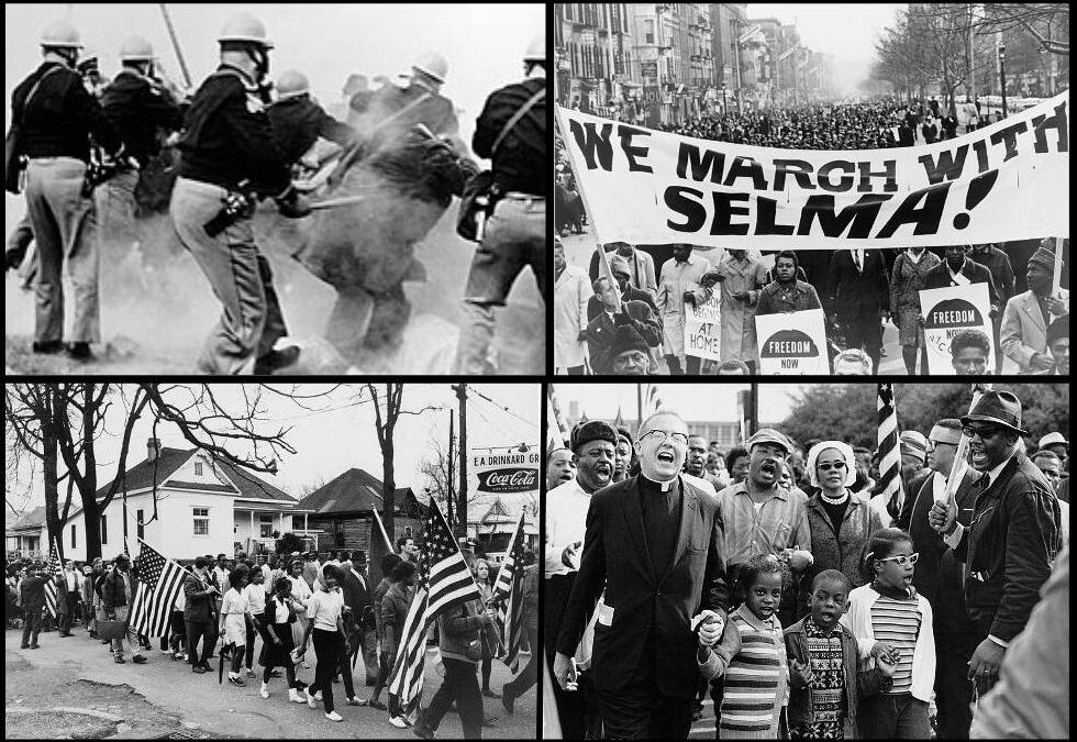 The March from Selma to Montgomery and the Nonviolent Movement in Analysis