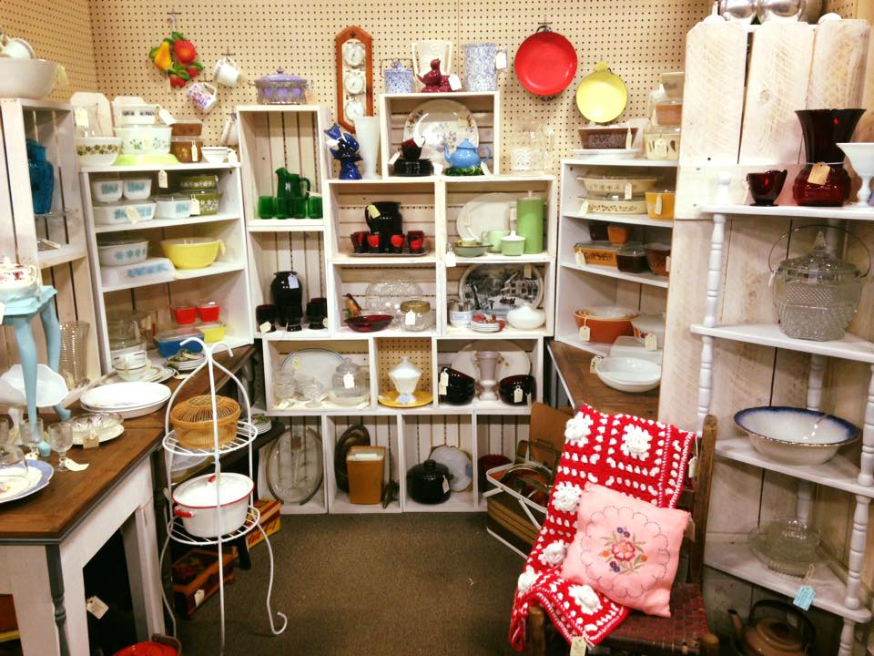 WHY WOULD I WANT TO SELL IN AN ANTIQUE MALL INSTEAD OF JUST LISTING MY ITEMS ON FACEBOOK MARKETPLACE OR CRAIGSLIST?