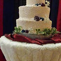Relics Event Center Wedding Cake