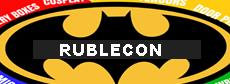 Rublecon Comic, Toy & Collectibles Convention,  Sat., July 20