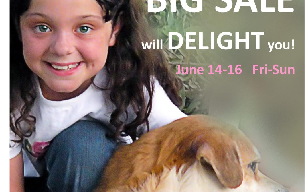 Relics BIG SALE  June 14-16