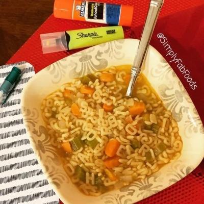 V's Alphabet Soup!