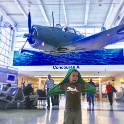 How to Fly on an Airplane like an Expert with Toddlers and Preschoolers!