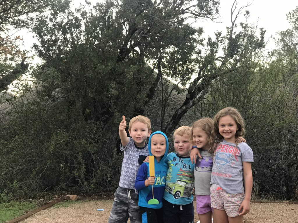 Family Friendly Camping in Northern AZ