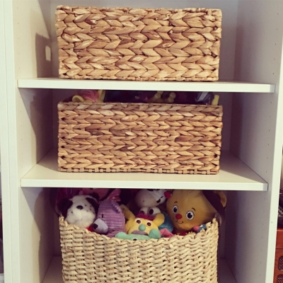 4 Simple Tips for Organizing Your Playroom (and Life)