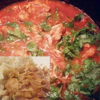 Slow Cooker Butter Chicken (Whole30 approved)