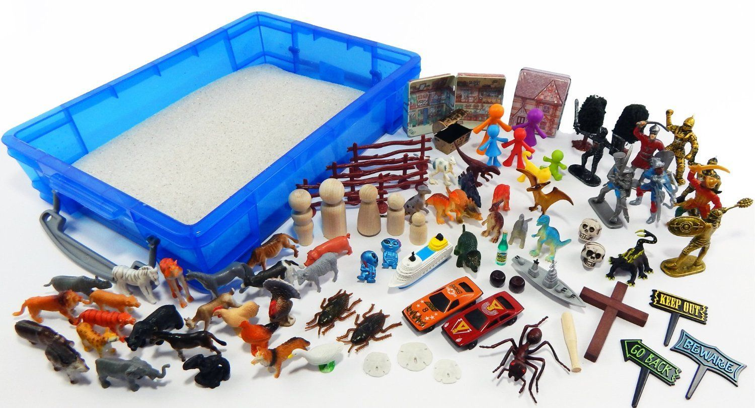 Sand Tray Tools and Tips