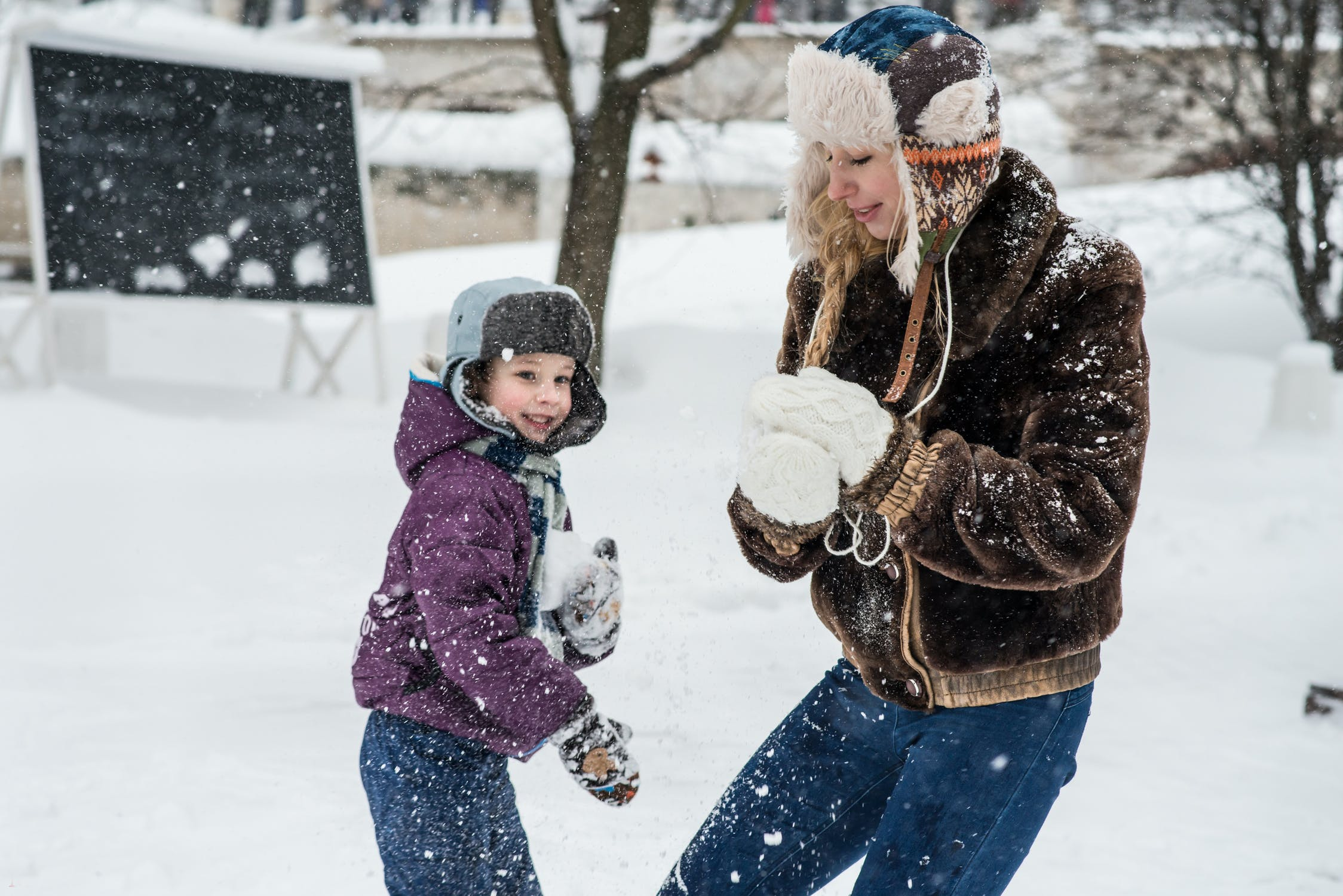 Snow Play Safety