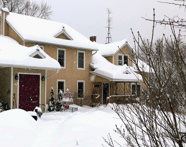 Brambleberry is the perfect spot for a winter getaway.